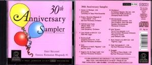 RR_30th Anniversary Sampler